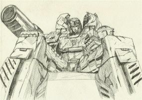 Megatron by DeadRain6
