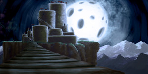 Castle of the Moon by youngyoda13