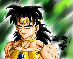 just Broly by BK-81