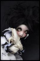thoes people are mean  Momo by Angell-studio
