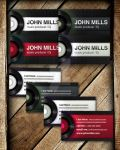 Dj-producer-club business card template by Hotpindesigns