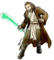 Heartblade Qui Gon by jameson9101322
