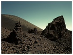 Land of Volcanoes VIII by guille1701