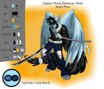 Zephyr Flash Reference Sheet Male Form by ZephyrFlash