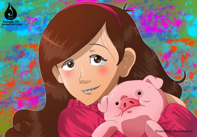 Mabel Pines by Venetia-TH