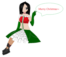 Merry X-mas, Imouto-chan by michanforever
