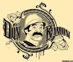 Don Ramon by roberlan