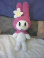 My Melody Plushie by Milayou