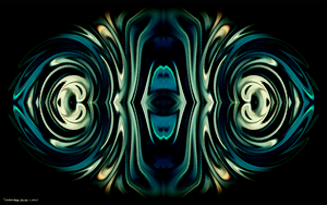 Abstract June 1, 2012 One by Hillbillygirl