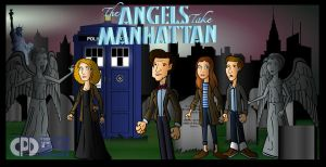 The Angels Take Manhattan by CPD-91