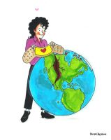 Heal the world by MichiieJackson