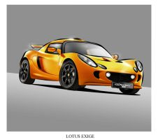 E is Exige by MobileSuitGio