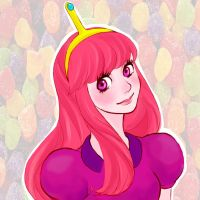 Princess Bubblegum by Celle-Kurochan