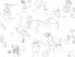 EmperorKabuto and Nolan's Sketch Chat Part 2 by superskeetospro
