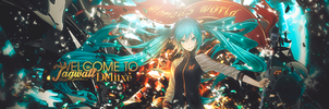 Welcome to TD v1 by JamesxpGFX