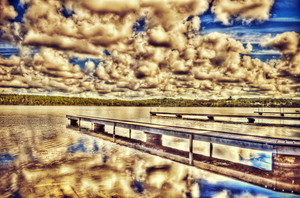 clouds in HDR by iheartmyd90