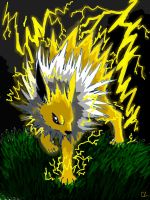 Jolteon by VaporUmbreon