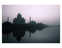 Taj Mahal...2 by sasonian37