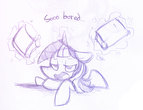 Poor Twily by PegaSisters82