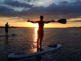 Stand and Paddle SUP 4623 by PaddleGallery