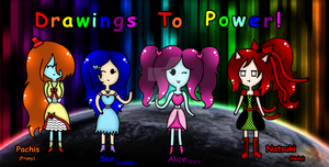 Drawings To Power lml by ZariTheVampire