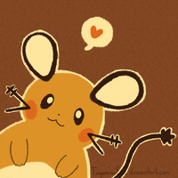 Dedenne by TogemissEve