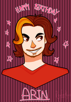 big boy arin hanson by RoyJenk
