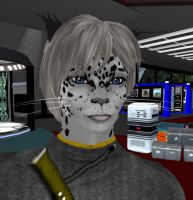 Kondrad On Second Life by Just-Kondrad
