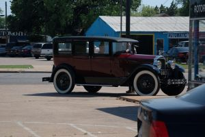 1925 Packard 1 of 2 by AquaVixie