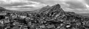 Tokat City Scene by TanBekdemir