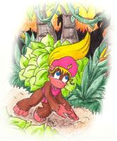 Dixie Kong by EJW