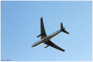 Dutch KLM aircraft by Claudia008