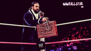 Damien Sandow (HD) by WWEAllStarHD