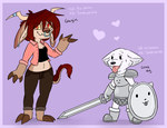 Undertale adopts (CLOSED) by lalacat2000