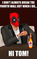 The Most Interesting Merc In The World by SumtimesIplaytheFool