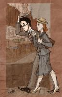 Frozen in the Forties by Qballthe5th
