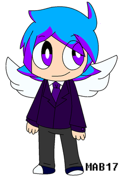 Genderswapped Ninh by MixelsAngryBirds17