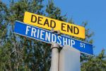 Friendship Street - Dead End by Katsa2009