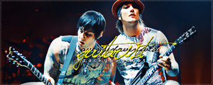 Zacky and Synyster by cannabis97