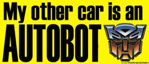 Transformers Bumpersticker 2 by DartzoftheOrichalcos