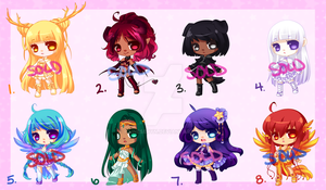Myth adopts: CLOSED by RaineSeryn