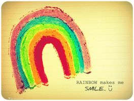 rainbow.smile by tomatokisses