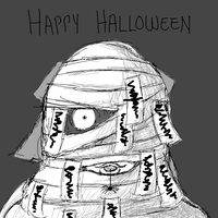 Happy Halloween by andrivette