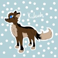 Contest Entry for TheMysticWhiteWolf: Kiluah by Ahkilah