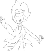 Rick (idk If New Style, Oh Well) by spring-locket