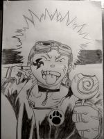 Crazy Naruto :) by szmozes888