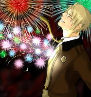 Baby, You're a Firework by Gosurori-Hentaikappa
