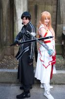 SAO - Together We're Strong by Eli-Cosplay