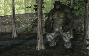Grogmar the Orc 2 by Spino2006