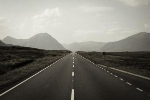 The Road Ahead by Pvt-Pixe